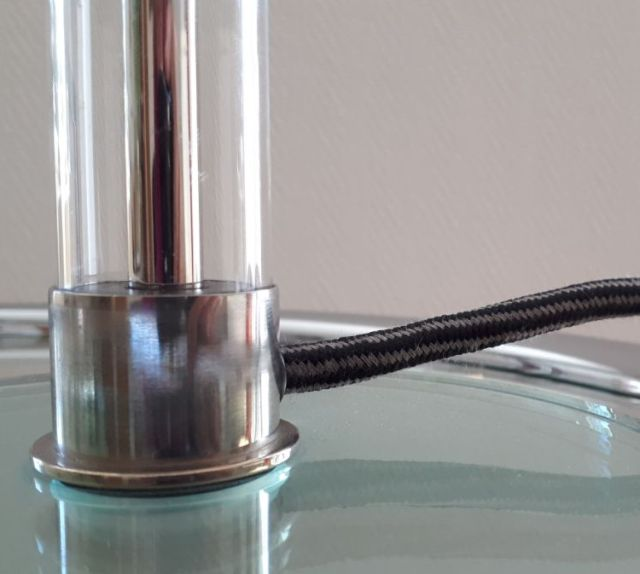 WG24 Fuß mit Schaft und Kabel