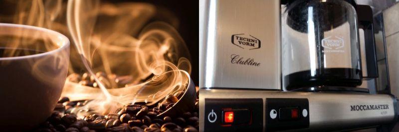 Kaffeebohnen-und-Moccamaster