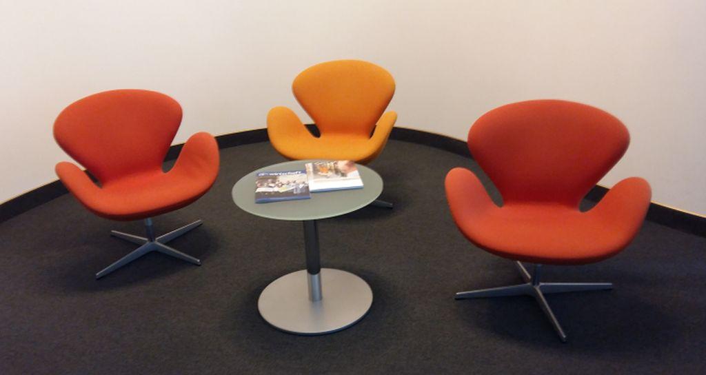 Sxhwan Sessel in der IHK, Braunschweig