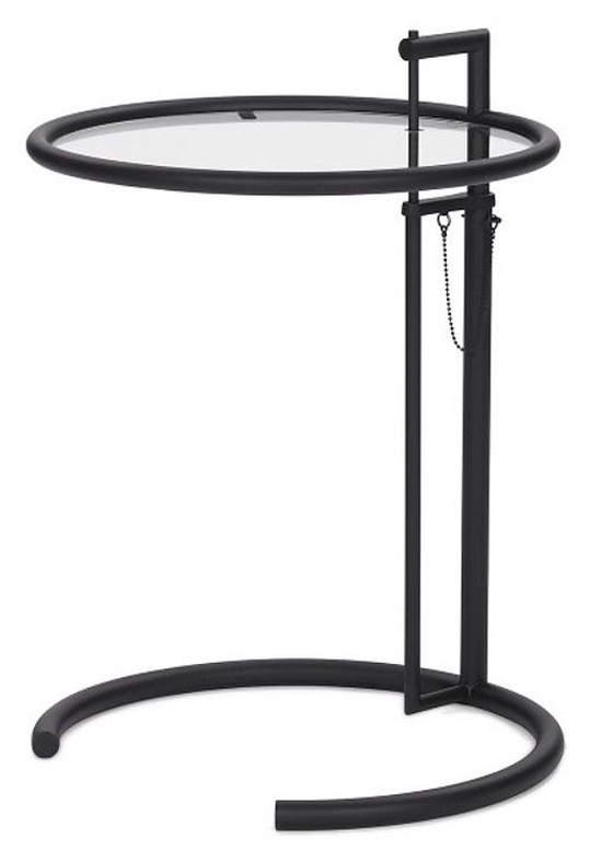 ClassiCon-Adjustable-Table-E1027-schwarz