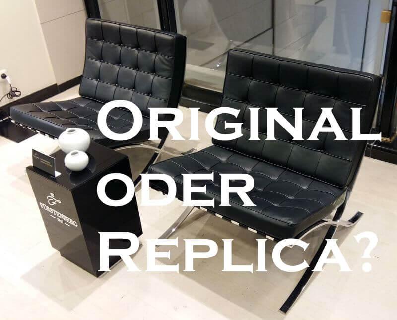 Bauhaus Möbel Original oder Replica