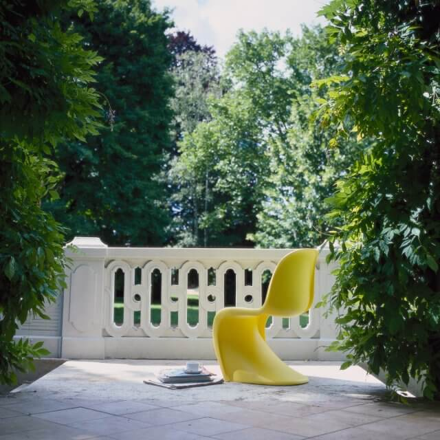 Panton-chair-outdoor