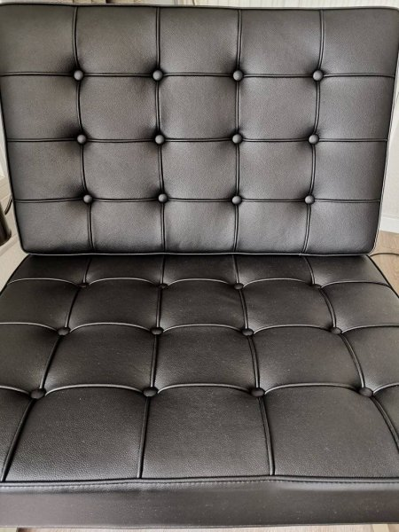 Barcelona Chair Bezug